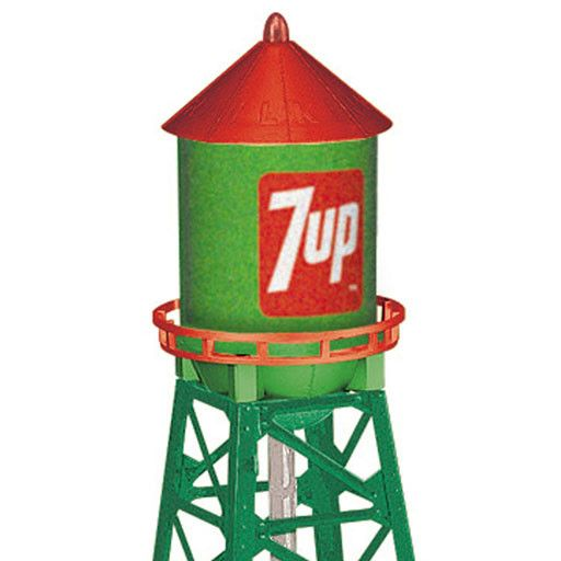 MTH - RailKing 3090290	 - 	# 193 WATER TOWER 7 UP