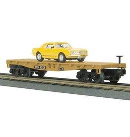 MTH - RailKing 337607 - Flat Car w/'67 Camaro Z28
