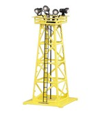 MTH - RailKing 309025	 - 	#395 Floodlight Tower YELLOW