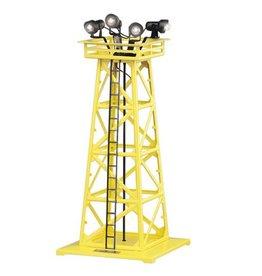 MTH - RailKing 309025 - #395 Floodlight Tower YELLOW