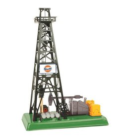 MTH - RailKing 3090316	 - 	#455 Oil Derrick - GULF