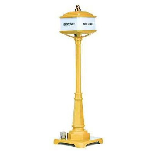 MTH - RailKing 301097 - #57 LAMP POST CREAM