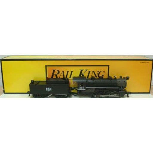 MTH - RailKing 3013381 - 0-8-0 BESSEMER & LAKE ERIE