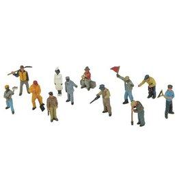 MTH - RailKing 3011066 - 12-Piece Figure Set #3