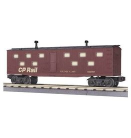 MTH - RailKing 30-7009A	 - 	BUNK CAR CP RAIL