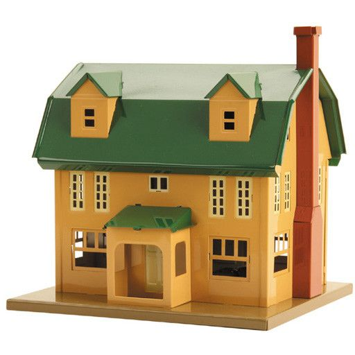 MTH - Tinplate 104059	 - 	TINPLATE 192 Villa Home Set