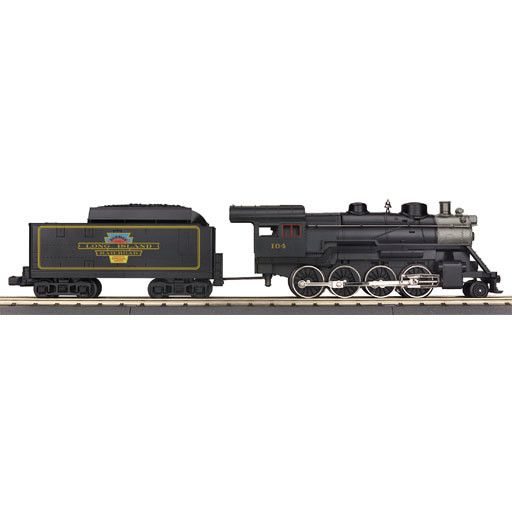 MTH - Rugged Rails 3310401 - 2-8-0 RTR LONG ISLAND STEAM