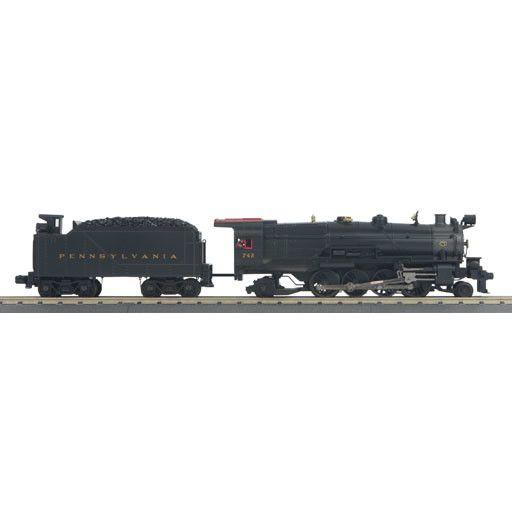 MTH - RailKing 3016421 -  2-8-2 Imperial L-1 Mikado Steam Engine w/Proto-Sound 3.0