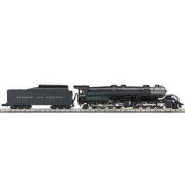 MTH - RailKing 3011630 - 2-8-8-2 Y6b Steam Engine w/Loco-Sound