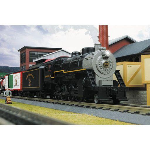 MTH - RailKing 3041551 - 2-8-0 Anheuser-Busch Steam R-T-R Train Set w/Proto-Sound 2.0