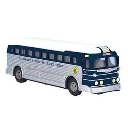 MTH - RailKing 3050055	 - 	BUS B & O LINES
