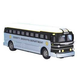MTH - RailKing 3050065	 - 	BUS COUNTY SHERIFF'S DEPT