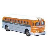 MTH - RailKing 3050064 - BUS LONG ISLAND RAIL ROAD