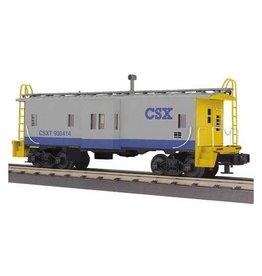 MTH - RailKing 3077190 - CABOOSE C.S.X BAY