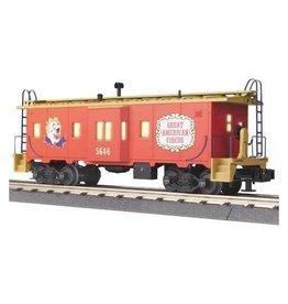 MTH - RailKing 307755 - Caboose CIRCUS