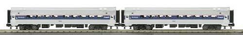306521 - RTR AMTRAK 2CAR O-31 COACH SET