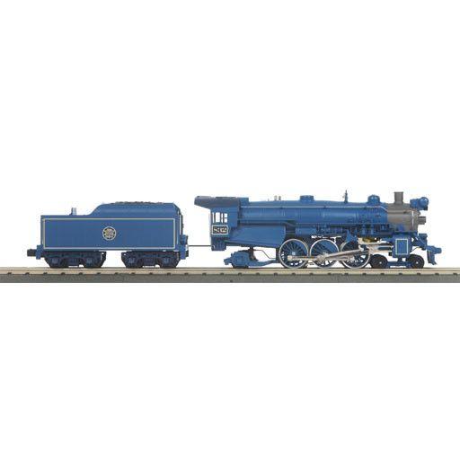 MTH - RailKing 3015961 -  4-6-2 Imperial P47 Pacific Steam Engine w/Proto-Sound 3.0