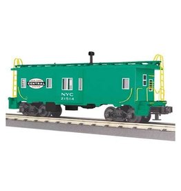 MTH - RailKing 3077208 - CABOOSE NYC BAY WINDOW