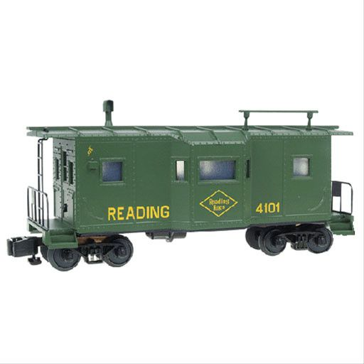 K-Line 511025	 - 	CABOOSE READING - S Gauge