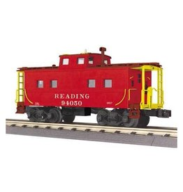 MTH - RailKing 3077237	 - 	CABOOSE READING STEEL