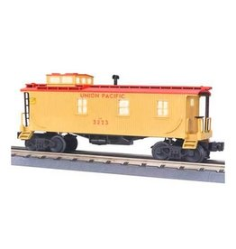 MTH - Rugged Rails 337803 - CABOOSE WOOD Union Pacific
