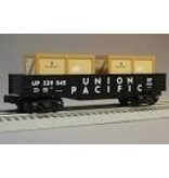 MTH - RailKing 3042103 - GONDOLA CAR UP W/CRATES