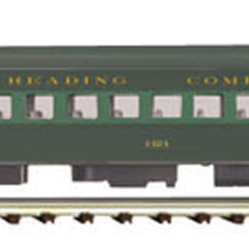 MTH - Premier 2065242	 - 	5-CAR READING 70' ABS PASS