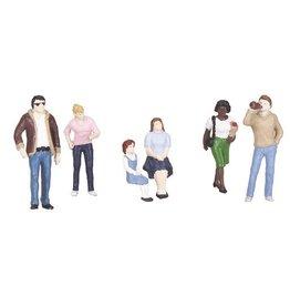 MTH - RailKing 3011047 - 6-Piece Figure Set #3
