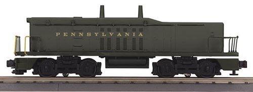 MTH - RailKing 30200151 - NW-2 Switcher Diesel Engine w/P