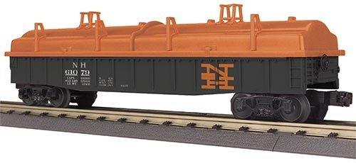 MTH - RailKing 3072077 - Gondola New Haven W/Covers