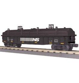 MTH - RailKing 3072088 - GONDOLA W/COVERS NORKFOLK & WES