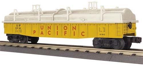 MTH - RailKing 3072080 - Gondola W/CoversUnion Pacific