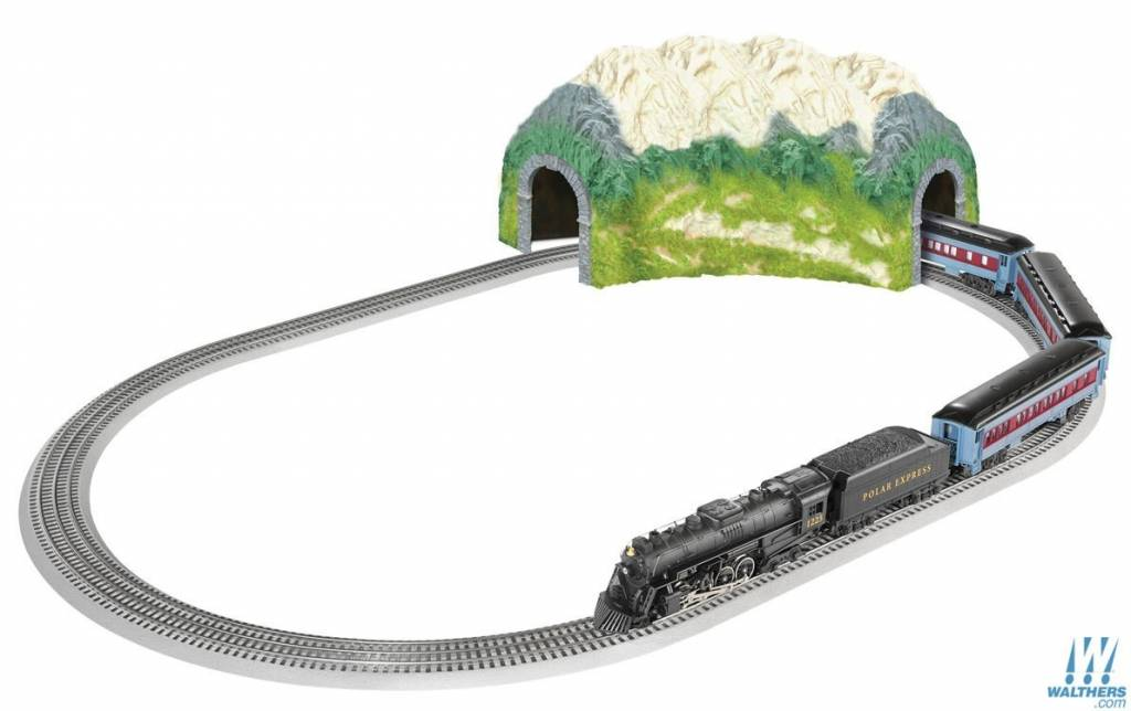 Lionel 637810 - O CURVED TUNNEL