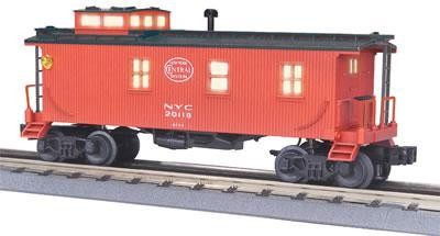 337802 - Woodsided Caboose NYC