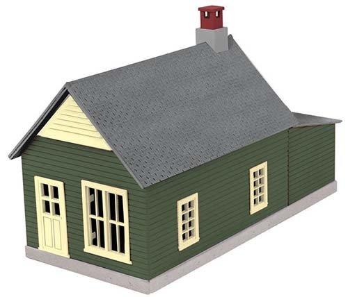 3090249 - WORK HOUSE GREEN & CREAM