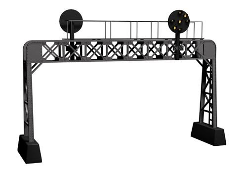 3011030	 - 	O Scale Pennsy Signal Bridge