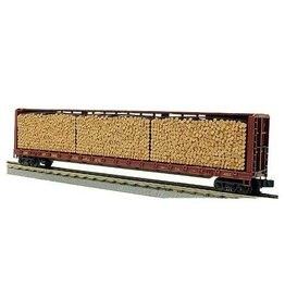 MTH - Premier 2098212	 - 	Center Beam Flat Car