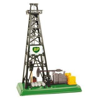 MTH - RailKing 3090435 - OIL DERRICK BP