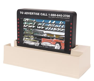 309132 - Operating Billboard RAILTOWN