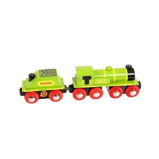 Big Jig Toys BIG GREEN ENGINE