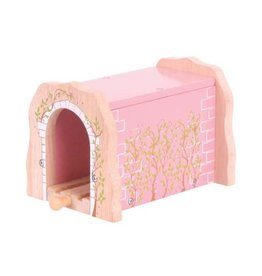 Big Jig Toys PINK BRICK TUNNEL