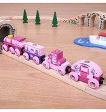 Big Jig Toys PRINCESS TRAIN