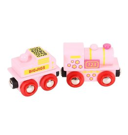 Big Jig Toys PINK 123 ENGINE