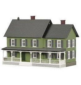 MTH - RailKing 3090185 - GREEN #4 COUNTRY HOUSE