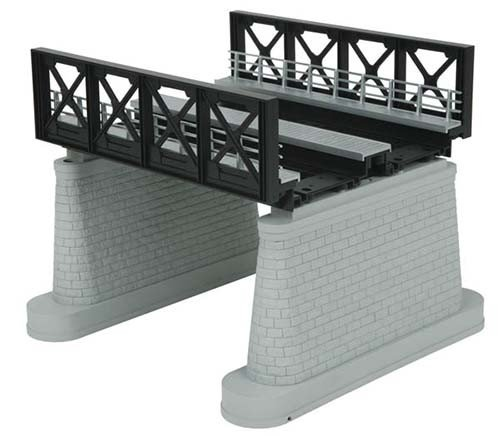 401112	 - 	GRIDER BRIDGE 2 TR BLACK