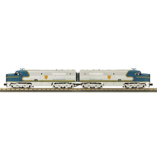 MTH - RailKing 3028543 - Alco PA B Unit Delaware & Hudso