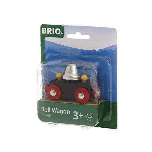 BRIO BELL WAGON