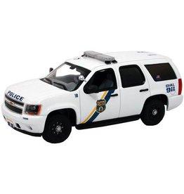 MTH - RailKing 3050078 - Chevy Tahoe Police Cruiser - Philadelphia, PA