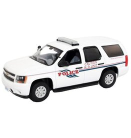 MTH - RailKing 3050077	 - 	CHEVY TAHOE POLICE CRUISER Union Pacific