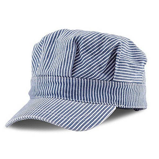 CUSTOM 5	 - 	HAT ENGINEER ADULT BLUE
